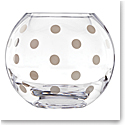 Kate Spade New York, Lenox Pearl Place Platinum Rose Bowl