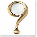 Lenox kate spade Zadie Drive Question Mark Magnifier