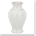 Lenox French Perle White Bouquet Vase 8""