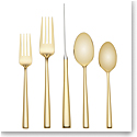 Kate Spade New York, Lenox Malmo Gold Flatware 5 Piece Place