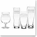 Lenox kate spade, Library Stripe Variety Crystal Beer, Set of 4