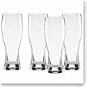 Lenox kate spade, Larabee Dot Wheat Crystal Beer, Set of 4