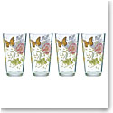 Lenox Butterfly Meadow Acrylic Highball Set Of Four