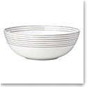Kate Spade China by Lenox, Charlotte St Grey Serve Bowl