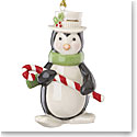 Lenox Chilly Penguin 2017 Ornament