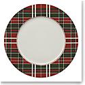 Lenox Vintage Plaid Dinner, Set of 4