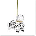 Lenox Kate Spade Woodland Park Dachshund Ornament