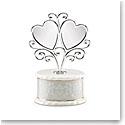 Lenox Westmore Heart Cake Topper