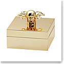 Kate Spade New York, Lenox Keaton St Metal Jewelry Box Gold