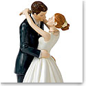 Royal Doulton China Pretty Ladies Occasions Figure Forever - Cake Topper
