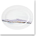 Lenox Winter Radiance Dinnerware Oval Platter 16""