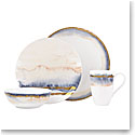 Lenox Summer Radiance Dinnerware 4 Piece Place Setting