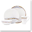 Lenox Winter Radiance Dinnerware 4 Piece Place Setting