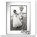 "Lenox Kate Spade In A Word Happy 4x6"" Frame"