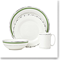 Lenox Kate Spade Union Square Green 4 Piece Place Setting