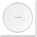 Kate Spade China by Lenox, York Avenue Accent Plate