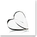 Steuben Loving Heart Sculpture