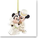 Lenox 2021 Disney Minnies Dream Wedding Ornament