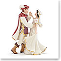 Lenox Snow White And Prince Figurine
