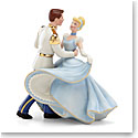 Lenox Cinderella And Prince Charming Figurine