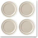 Kate Spade China by Lenox, Sculpted Stripe Beige Dinner Set Of Four