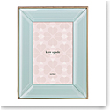 "Kate Spade New York, Lenox Charles Lane Mint 4x6"" Frame"