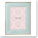 "Kate Spade New York, Lenox Charles Lane Mint 5x7"" Frame"