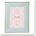 "Kate Spade New York, Lenox Charles Lane Mint 5x7"" Frame"