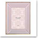 "Kate Spade New York, Lenox Charles Lane Blush 4x6"" Frame"