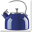 Kate Spade New York, Lenox Metal Cobalt Kettle