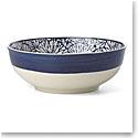 Lenox Market Plate Indigo Dinnerware Serving Bowl