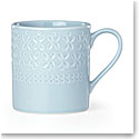 kate spade new york Lenox Stoneware Willow Drive Blue Mug