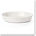 kate spade new york Lenox Stoneware Willow Drive Cream Pie Dish