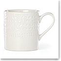 kate spade new york Lenox Stoneware Willow Drive Cream Mug