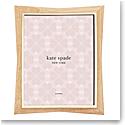 "Kate Spade New York, Lenox Two Hearts Frame 8X10"""