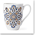 Lenox Global Tapestry Sapphire Dinnerware Mug, Single