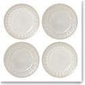 Lenox Chelse Muse Dinnerware Grey Tidbits Set Of Four