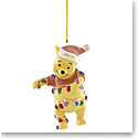 Lenox 2019 Pooh's Bright Ideas Ornament