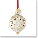 Lenox 2019 Annual Holiday Pierced Ornament