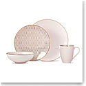 Lenox Trianna Blush Dinnerware 4 Piece Place Setting