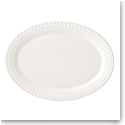 Kate Spade China by Lenox, Stoneware Willow Drive Cream Platter