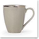 Lenox Trianna Taupe Dinnerware Mug