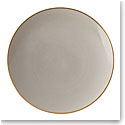 Lenox Trianna Taupe Dinnerware Coupe Salad Plate 9""
