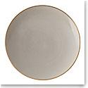 "Lenox Trianna Taupe Dinnerware Coupe Salad Plate 9"""