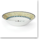 Lenox Global Tapestry Aquamarine Lotus Dinnerware Pasta Bowl