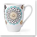 Lenox Global Tapestry Aquamarine Dinnerware Mug