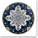 Lenox Global Tapestry Sap Mandala Dinnerware Accent Plate, Single