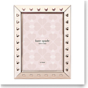 "Kate Spade New York, Lenox Heart to Heart 5""x7"" Frame"