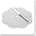 kate spade new york Lenox Gramercy Marble and Metal Cheese Board with knife
