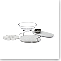 Kate Spade New York, Lenox Gramercy Marble and Metal Oval Platter and Bowl Set